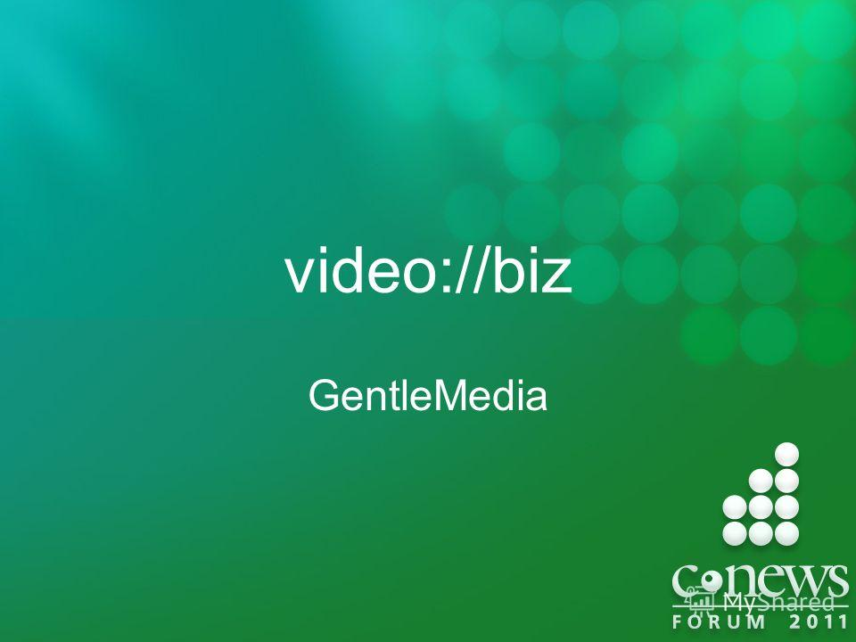 video://biz GentleMedia