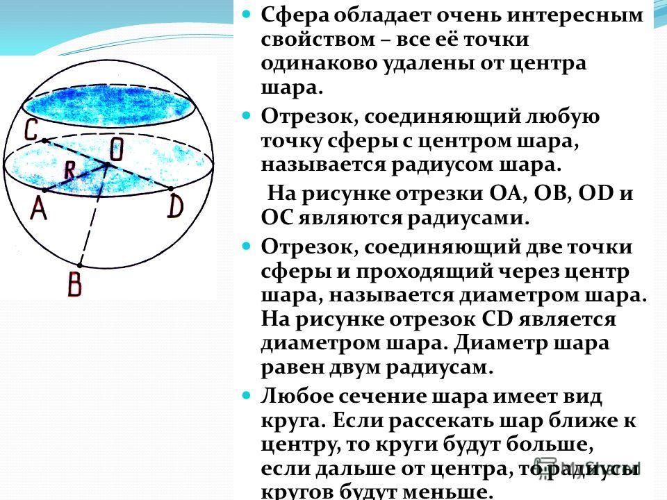 Сообщение «Шар» Шар – это пространственная фигура. Поверхность шара называют сферой. Слово «сфера» произошло от греческого слова «сфайра», которое переводится на русский язык как «мяч». Не нужно путать понятия «шар» и «сфера». Сфера – это, можно сказ