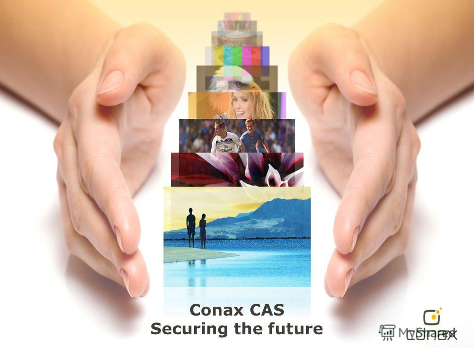 conax.com Conax CAS Securing the future