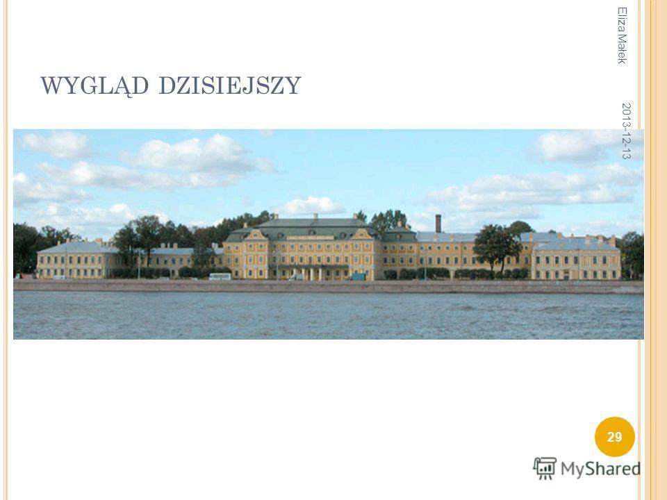 WYGLĄD DZISIEJSZY 2013-12-13 29 Eliza Małek