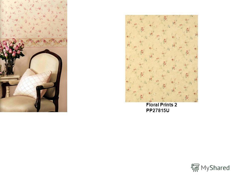 Floral Prints 2 PP27815U
