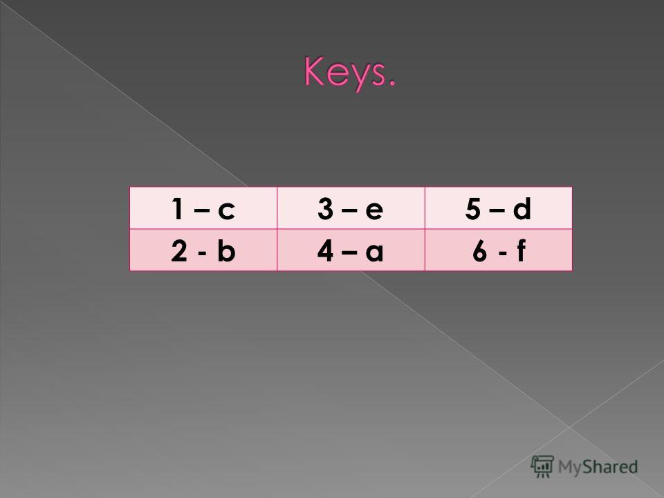 1 – c3 – e5 – d 2 - b4 – a6 - f