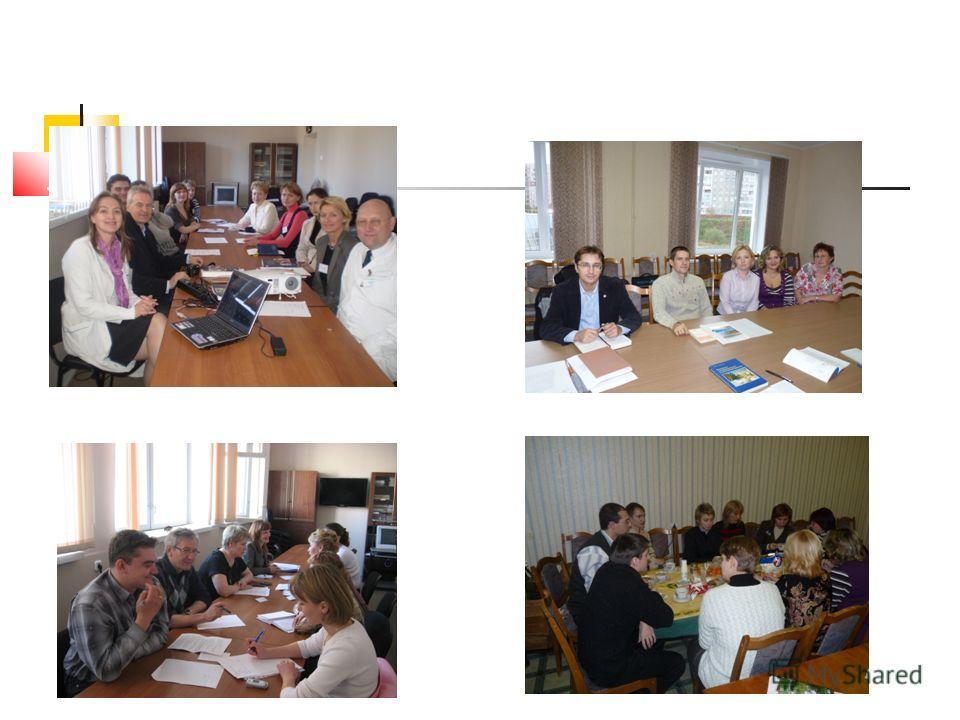 Beginning…Arkhangelsk and Murmansk groups