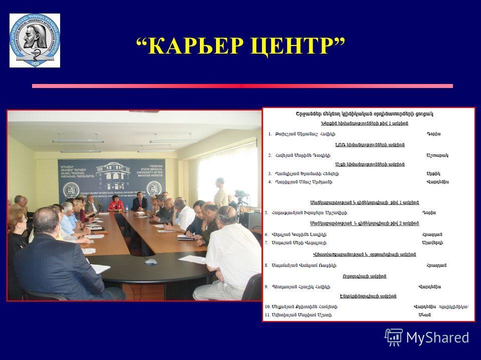 КАРЬЕР ЦЕНТР
