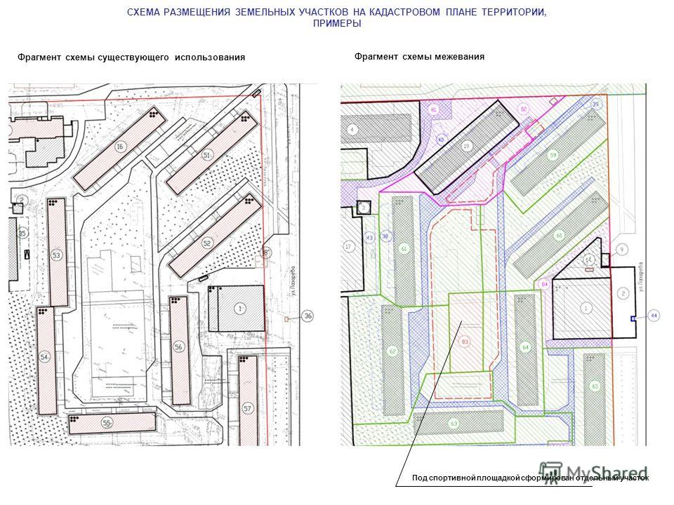 Схема продаж земельных участков фото 831