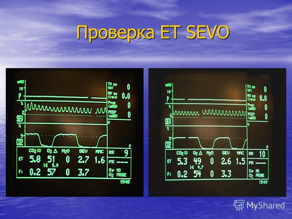 Проверка ET SEVO