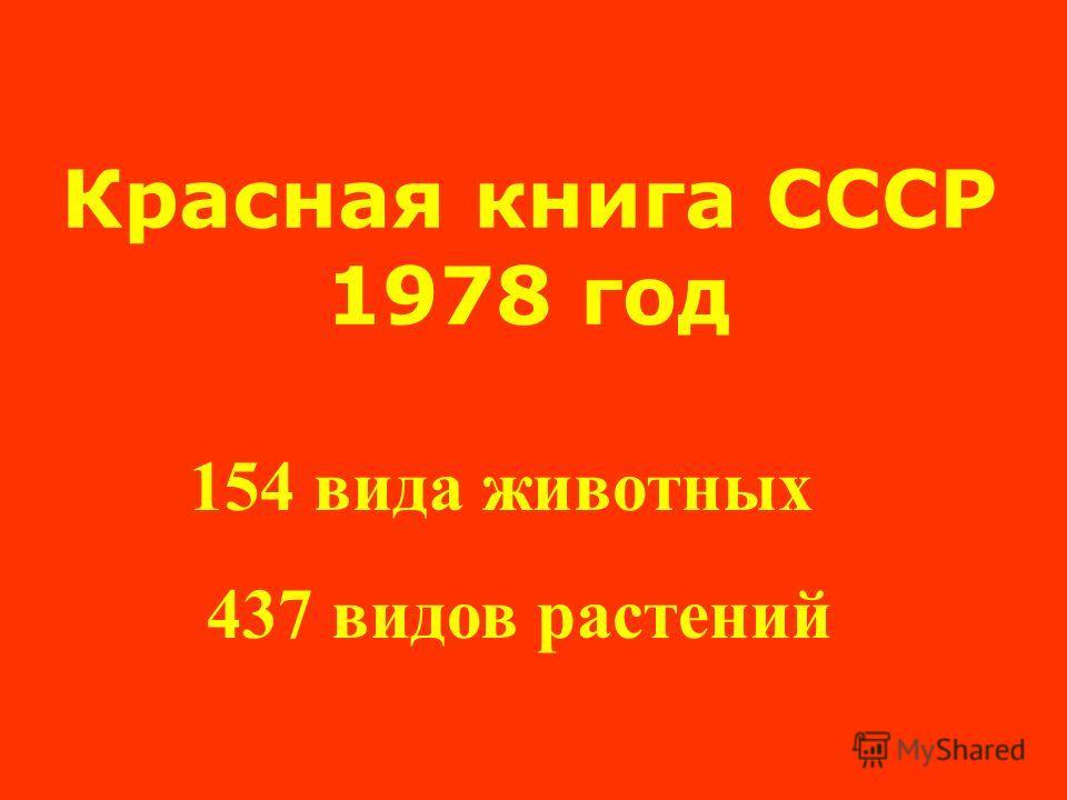Международная Красная книга около 6 тысяч видов животных 34 тысячи видов растений
