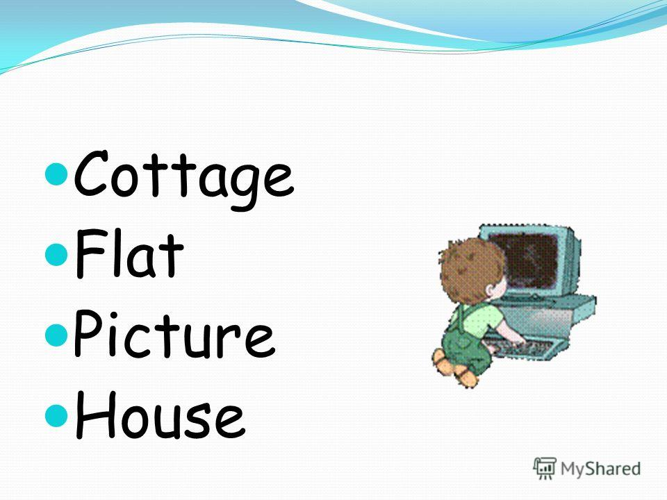 Cottage Flat Picture House