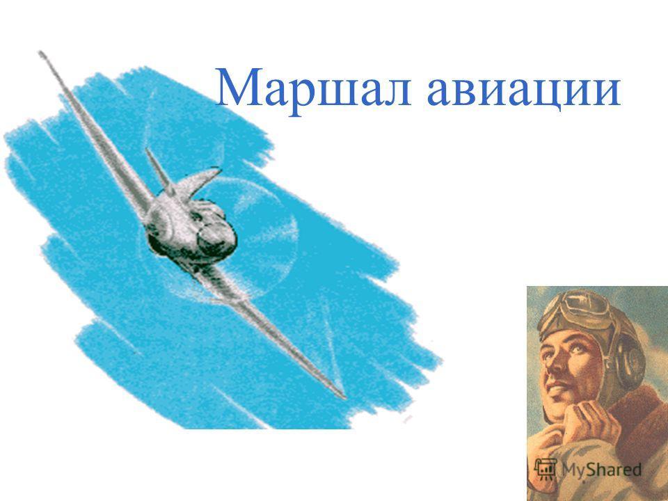 Маршал авиации