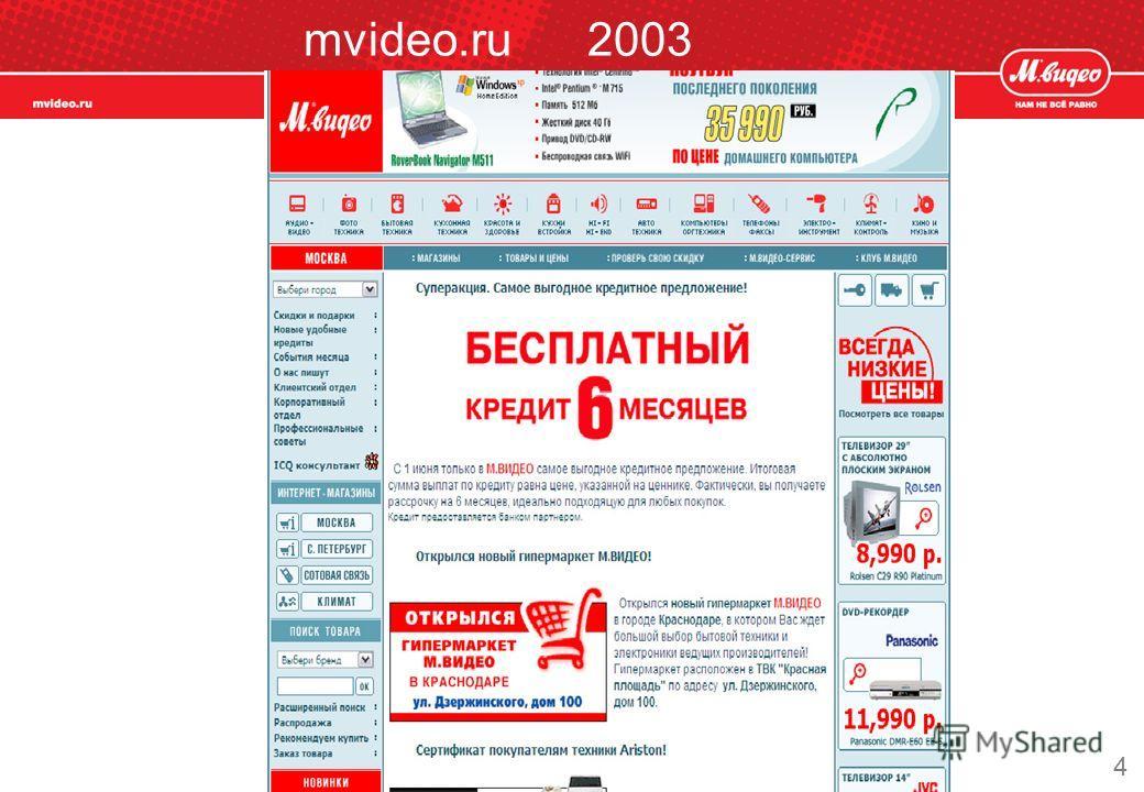 mvideo.ru 2003 4