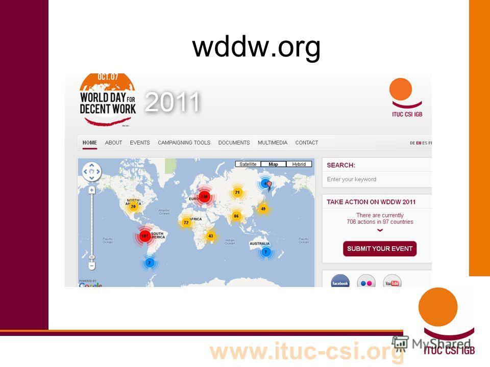 www.ituc-csi.org wddw.org