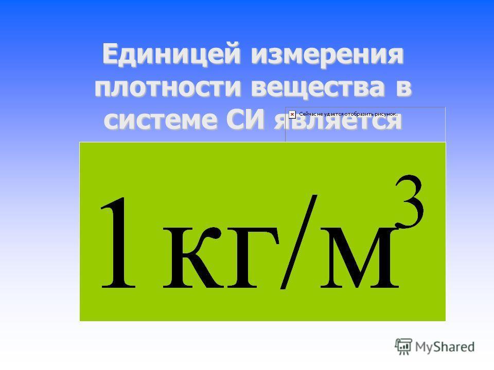 Плотность – физическая величина, которая равна отношению массы тела к его объему: плотность = масса/ объем Плотность – физическая величина, которая равна отношению массы тела к его объему: плотность = масса/ объем m= *