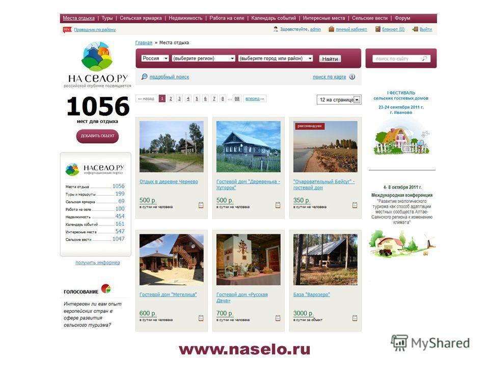 www.naselo.ru