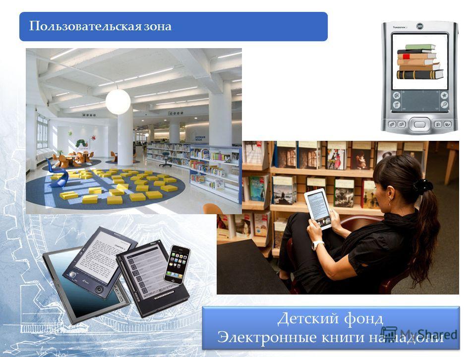 Пользовательская зона Детский фонд Электронные книги на ладони Детский фонд Электронные книги на ладони