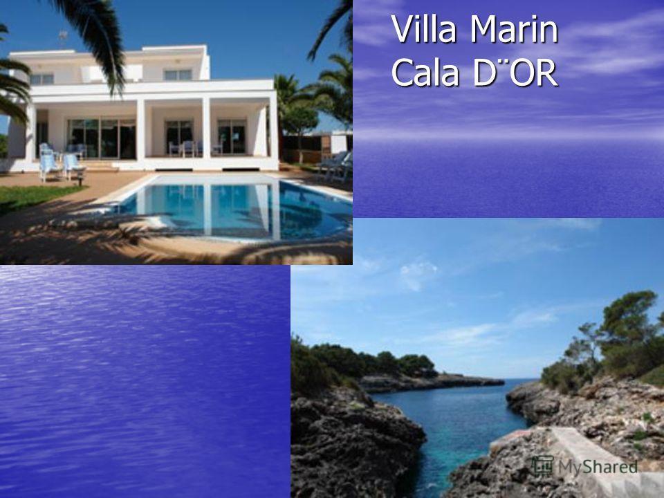 Villa Marin Cala D¨OR