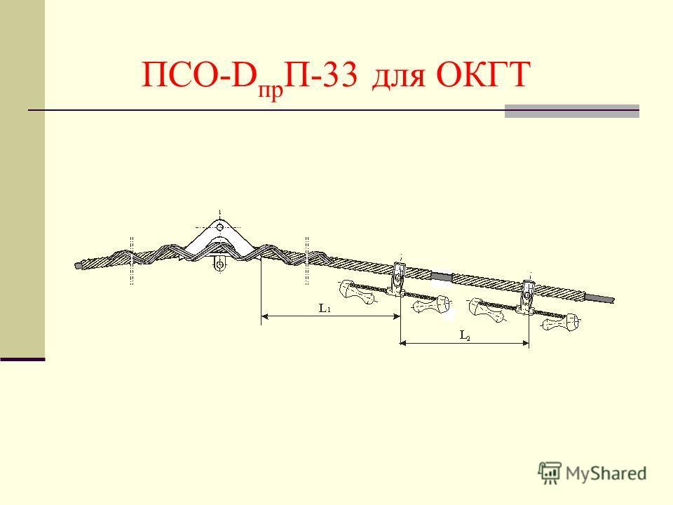 ПСO-D пр П-33 для ОКГТ
