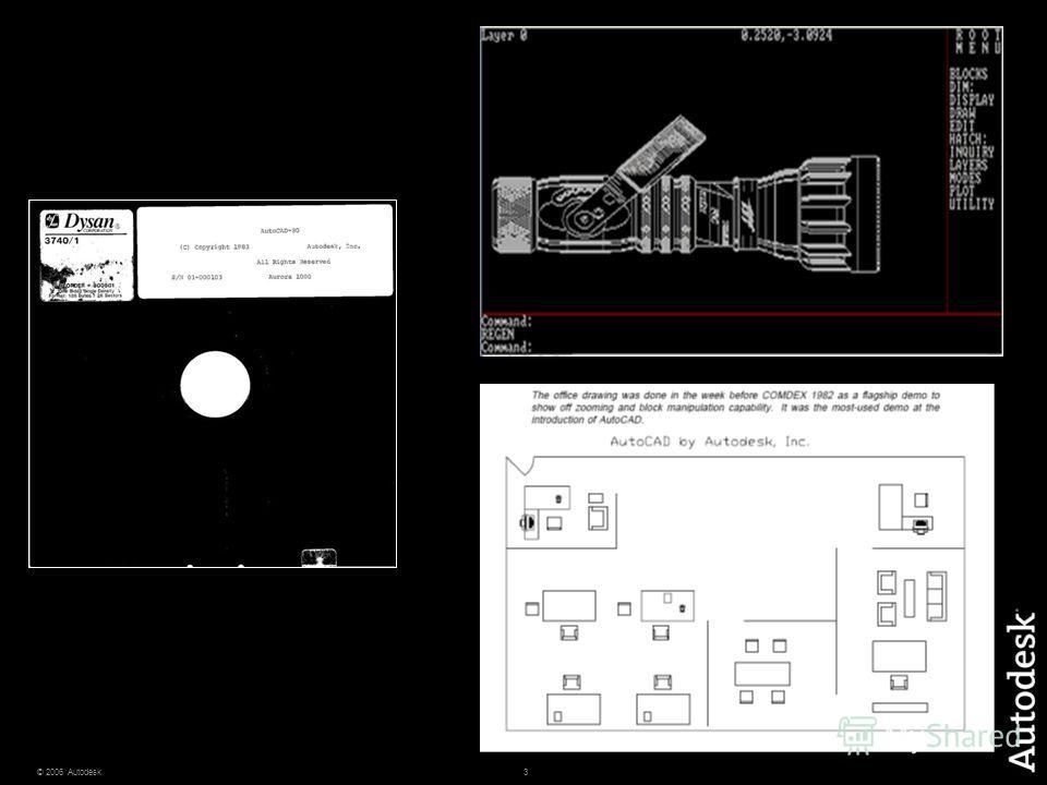 3© 2006 Autodesk