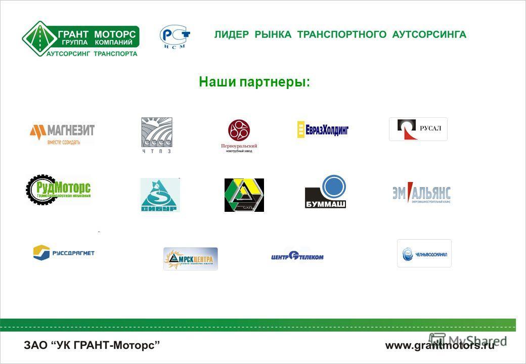 Наши партнеры: