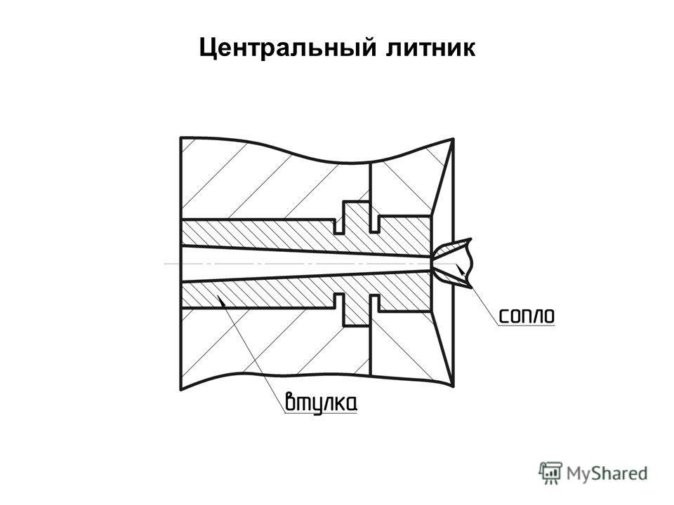 Центральный литник