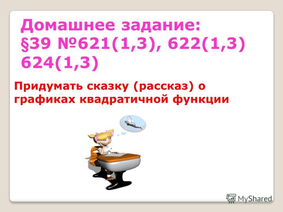 Проверь себя у х У = х²-5ιхι-6 01 Х (-6;6)
