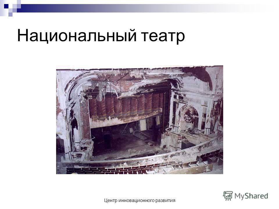 Центр инновационного развития Национальный театр