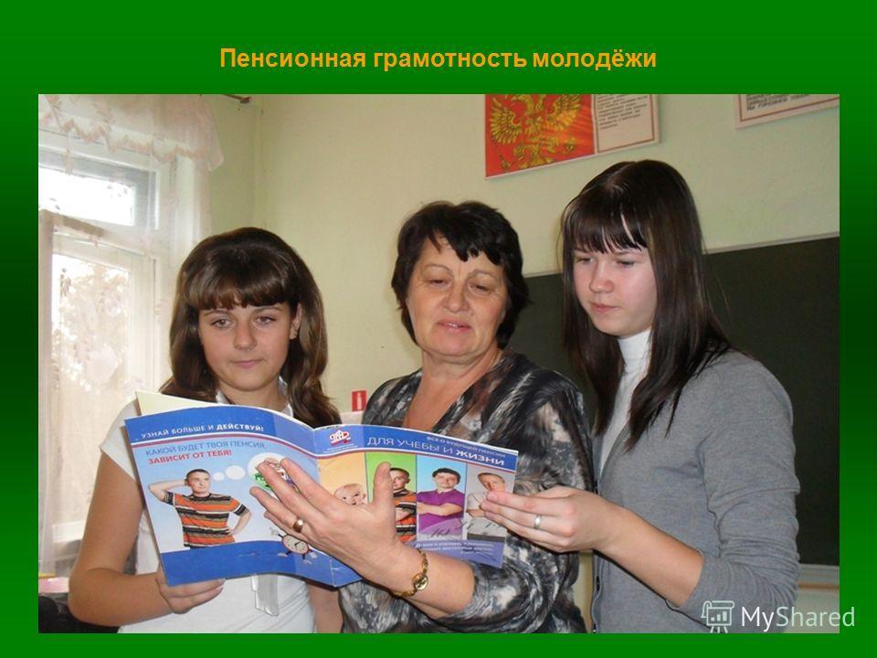 80 Пенсионная грамотность молодёжи