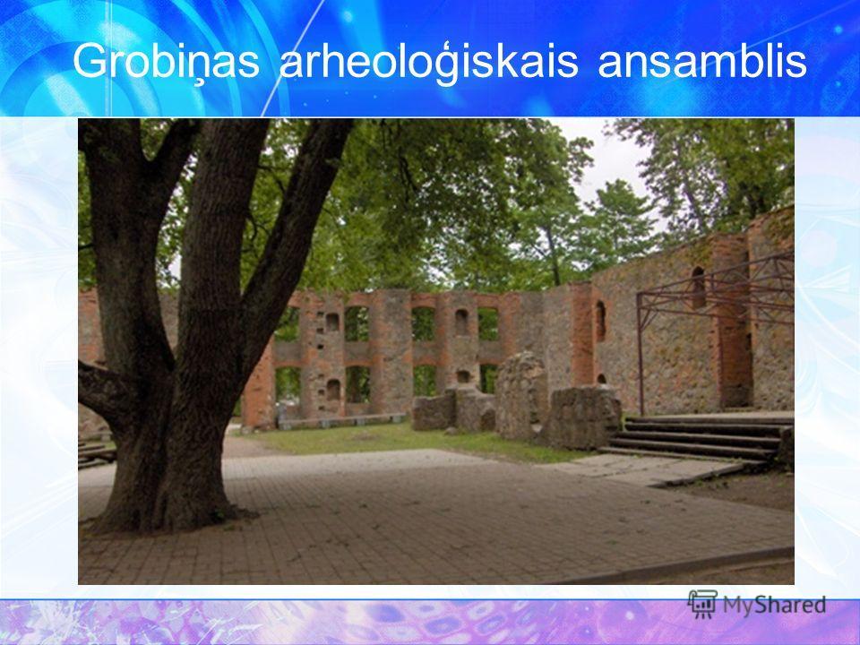 Grobiņas arheoloģiskais ansamblis
