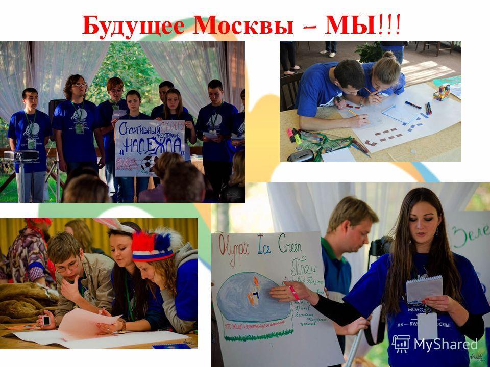 Будущее Москвы – МЫ!!!