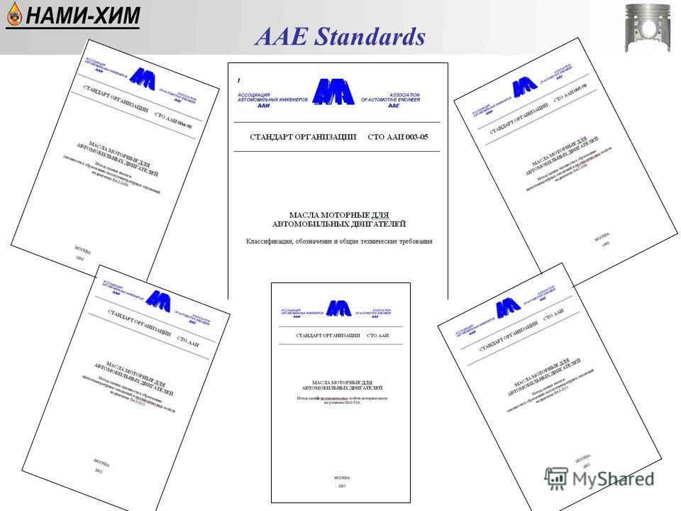 AAE Standards