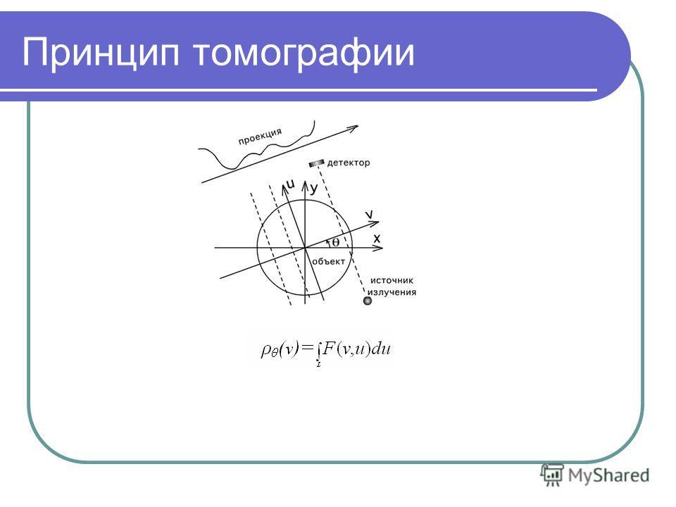 Принцип томографии