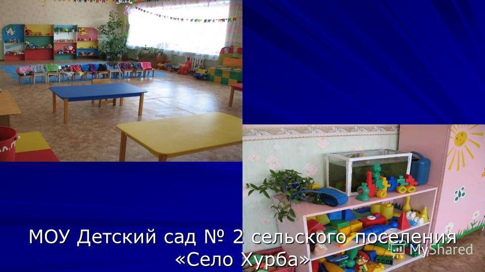 56 МОУ Детский сад 2 сельского поселения «Село Хурба»
