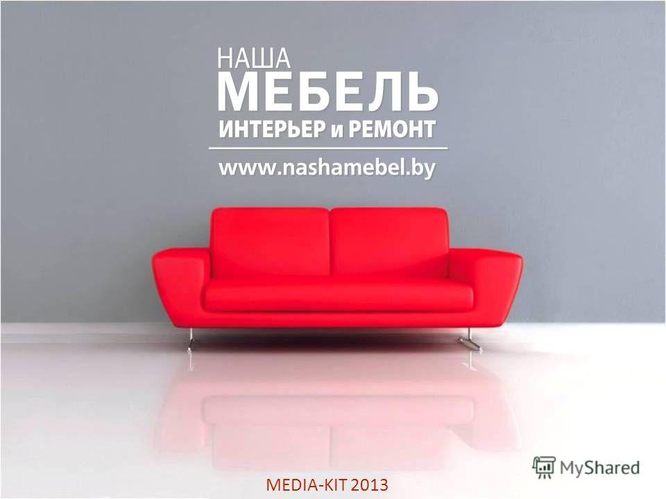 MEDIA-KIT 2013