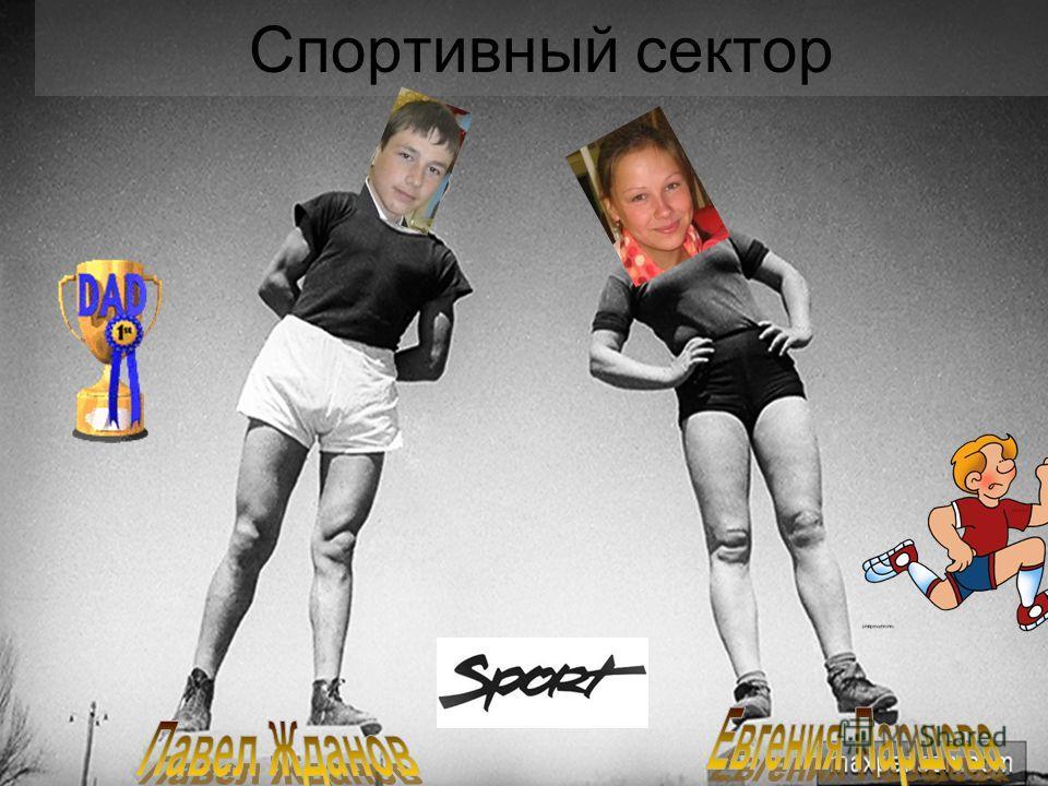 Спортивный сектор