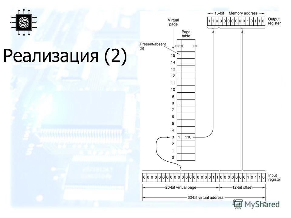 7 Реализация (2)