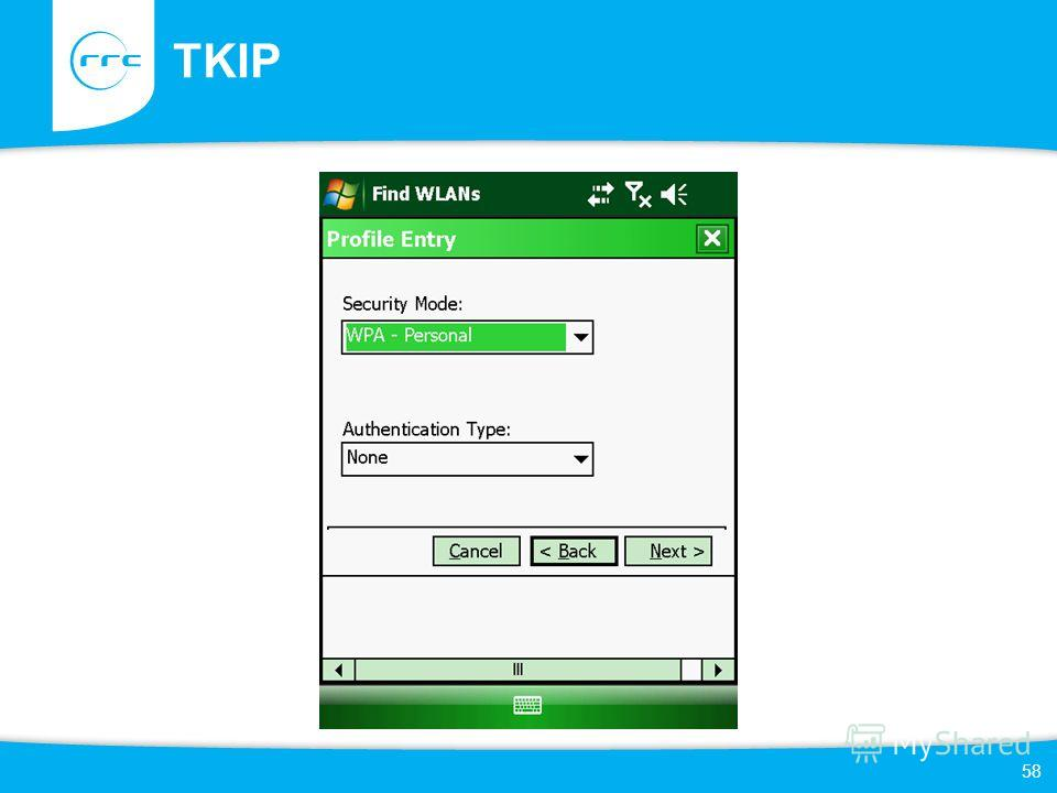 TKIP 58