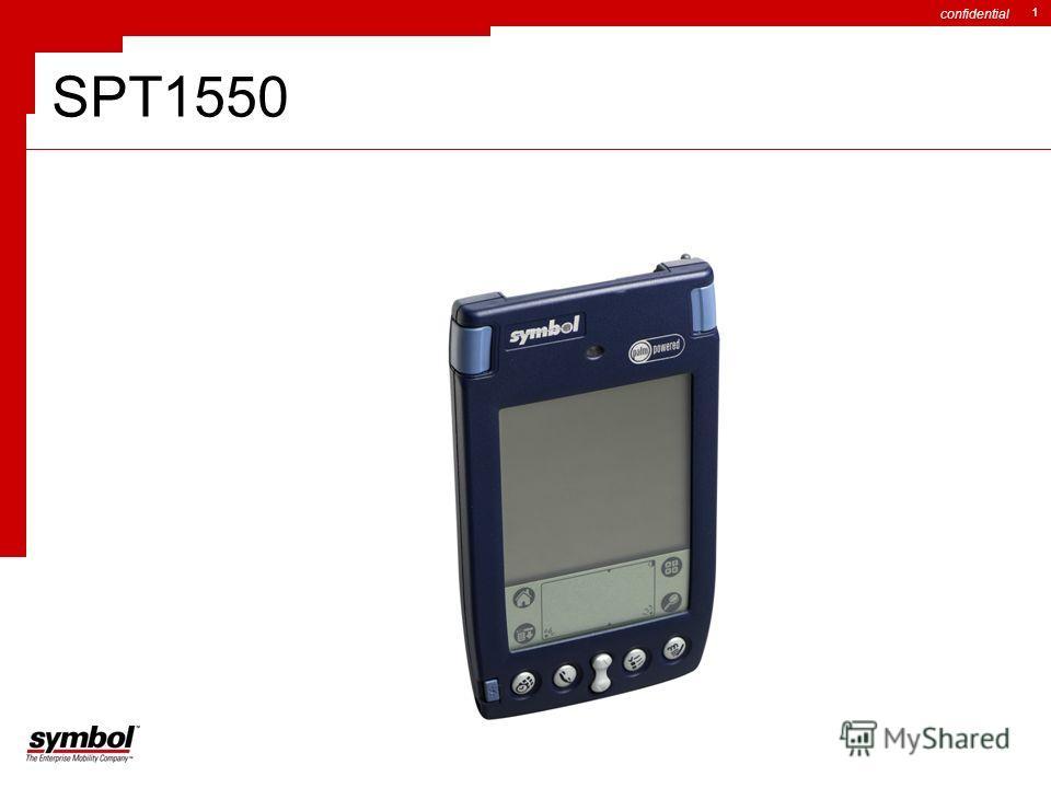 confidential 1 SPT1550