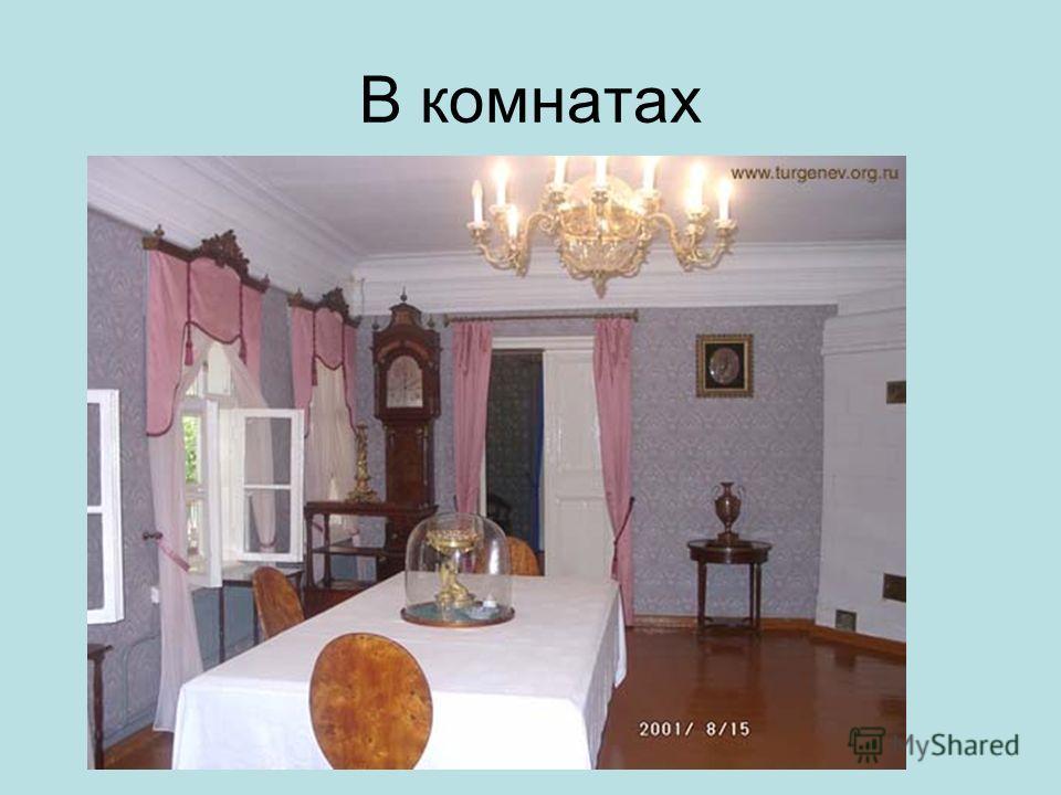 Дом Тургеневых