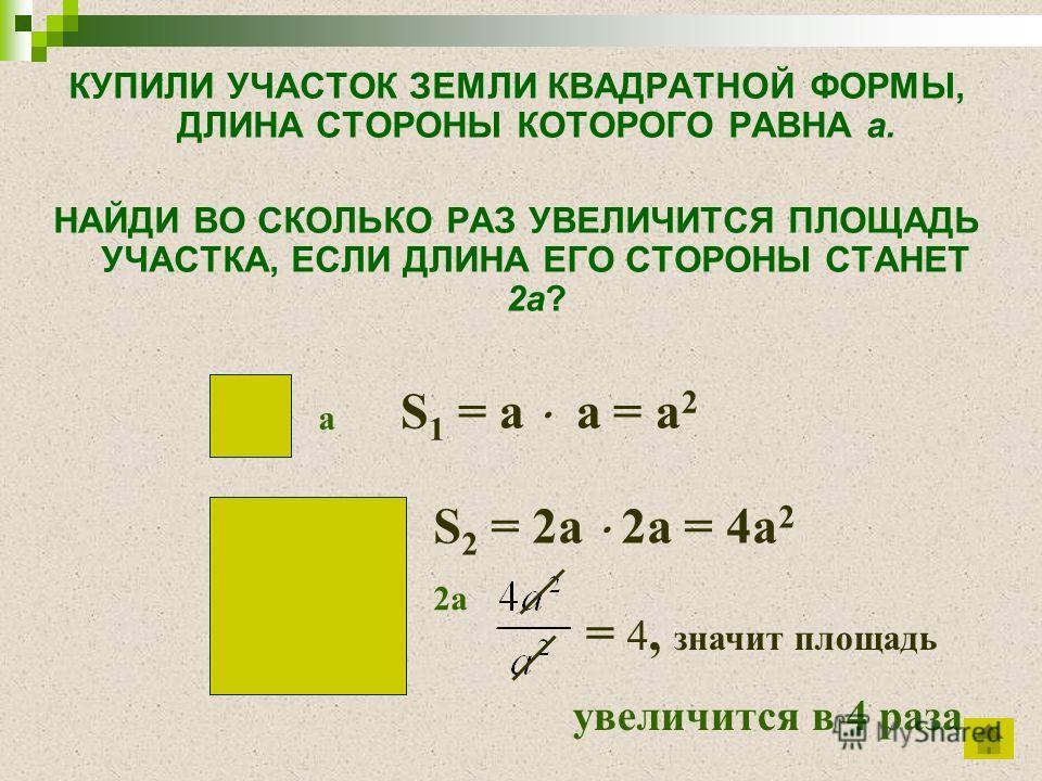 ВСПОМНИ ФОРМУЛЫ СОКРАЩЁННОГО УМНОЖЕНИЯ И ВЫЧИСЛИ: 1.1. 52·48 2.2. 37 2 +2·37·63+ 63 2 3.3. 47 2 - 37 2 4.4. 201 2 (50+2)·(50-2)=50 2 -2 2 =2500-4=2496 (37+63) 2 =100 2 =10000 (47-37)·(47+37)=10·84=840 (200+1) 2 =200 2 +2·200·1+1 2 =40401