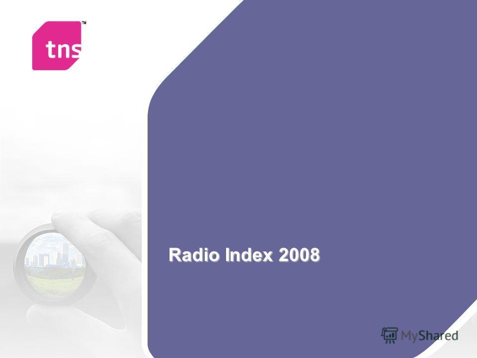 Radio Index 2008