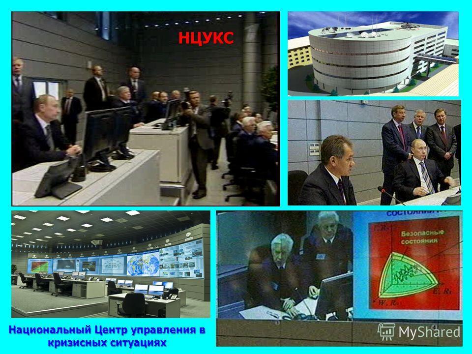 Национальный Центр управления в кризисных ситуациях НЦУКС