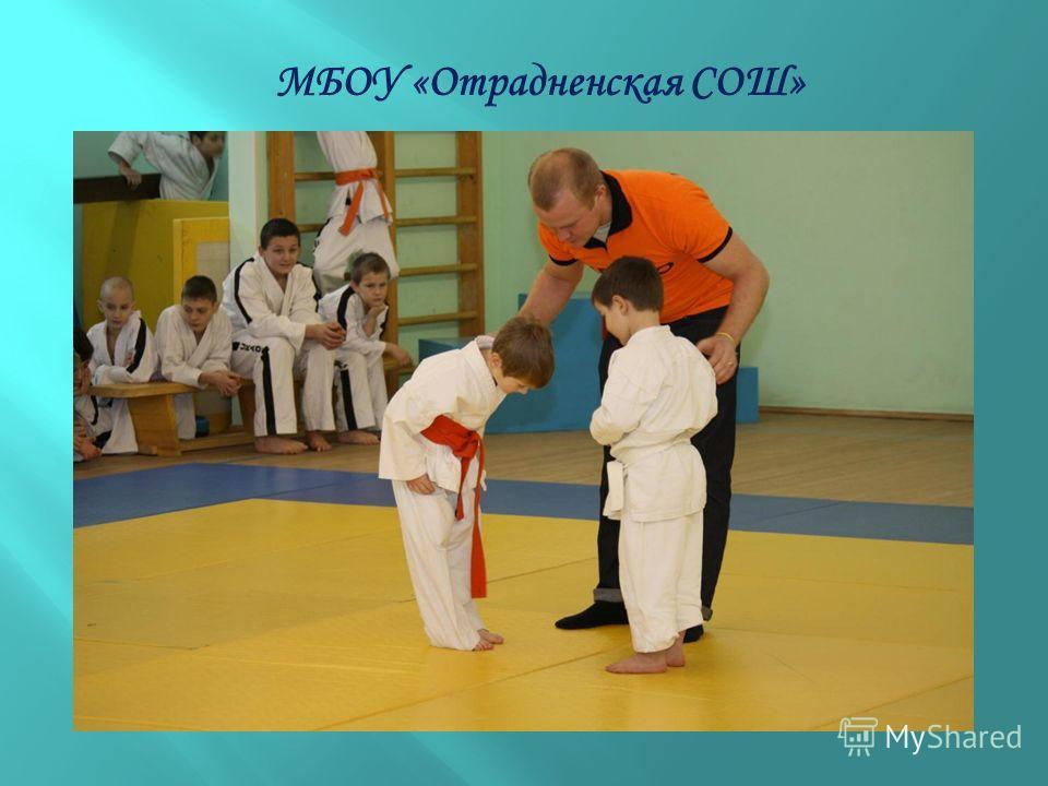 МБОУ «Отрадненская СОШ»