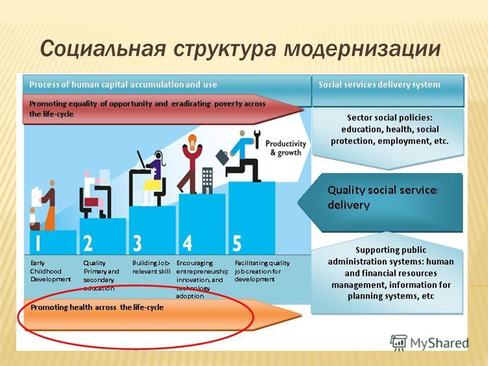 Социальная структура модернизации