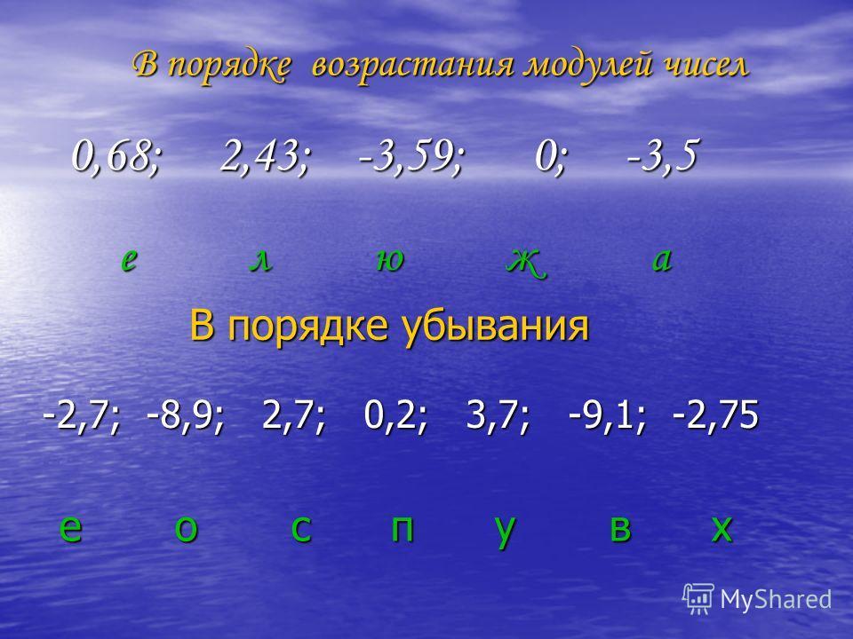 -35+(-25); -35+(-25); -4,67+4,67; -4,67+4,67; 0+(-89); 0+(-89); -12,4+(-34,65); -12,4+(-34,65); l-56l + l32l; l-56l + l32l; l1,09l - l0,99l; l1,09l - l0,99l; -21+(21+0)+48. -21+(21+0)+48.