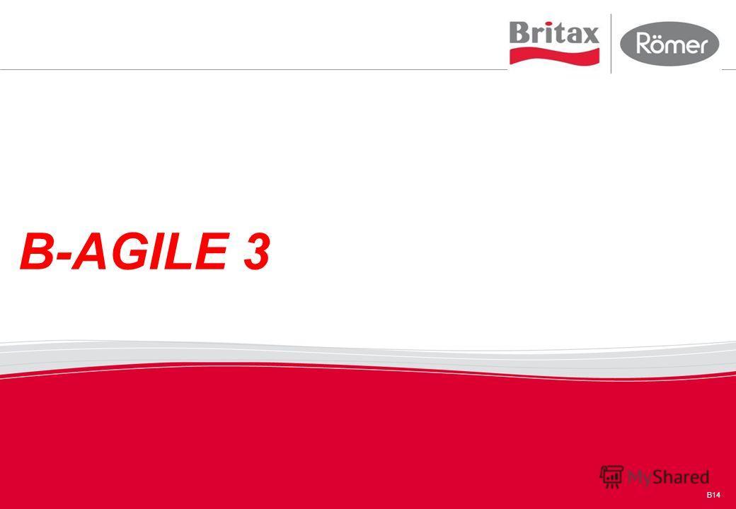 B14 B-AGILE 3