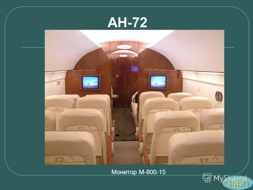 АН-72 Монитор М-800-15
