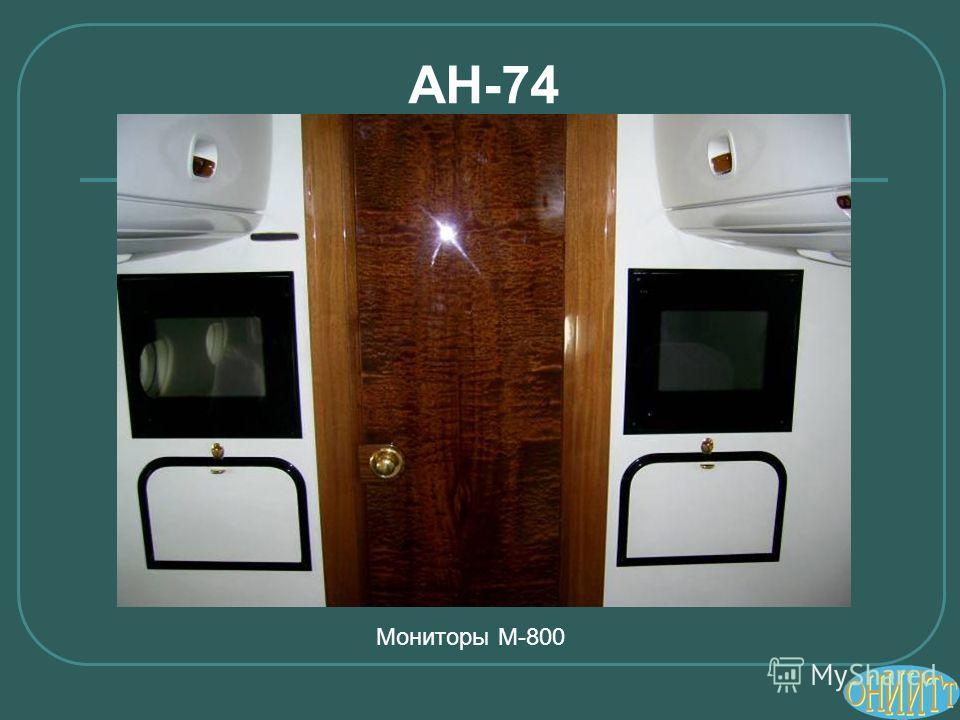 АН-74 Мониторы М-800