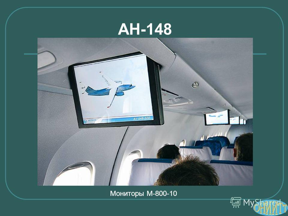 АН-148 Мониторы М-800-10