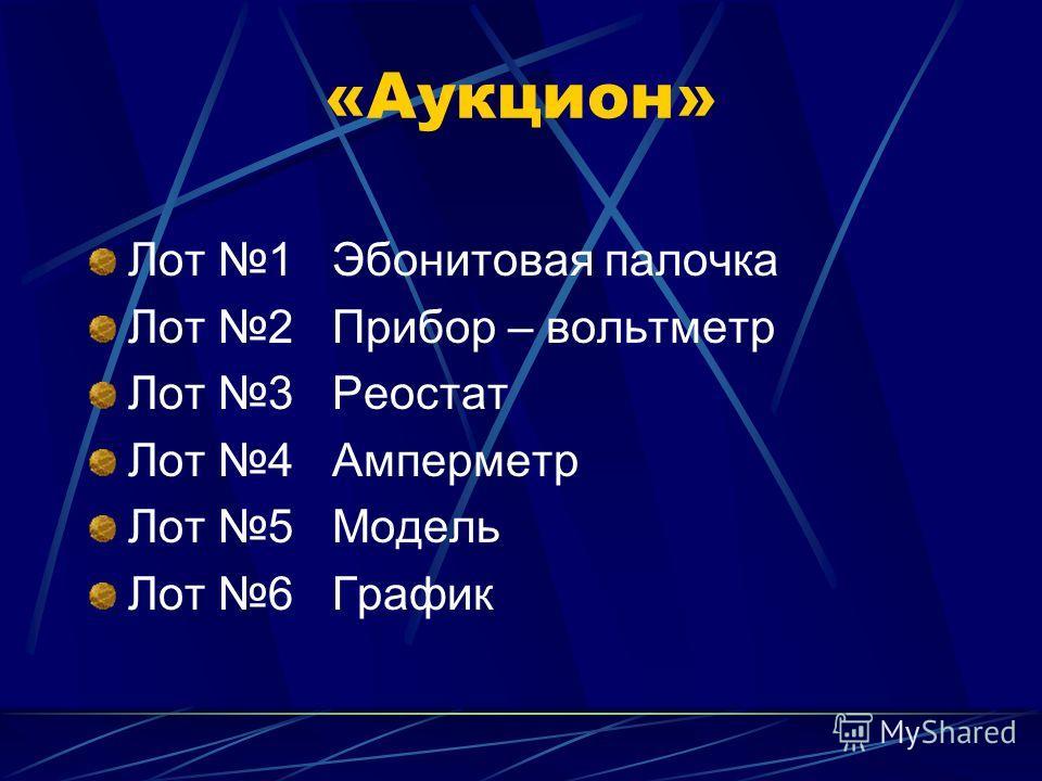 Конкурсы: 1. «Разминка» 2. «Аукцион» 3. Кроссвордов 4. «Опыт!Опыт!» 5. «Назови фамилию» 6. «Люди науки» 7. «Люблю задачи я!»
