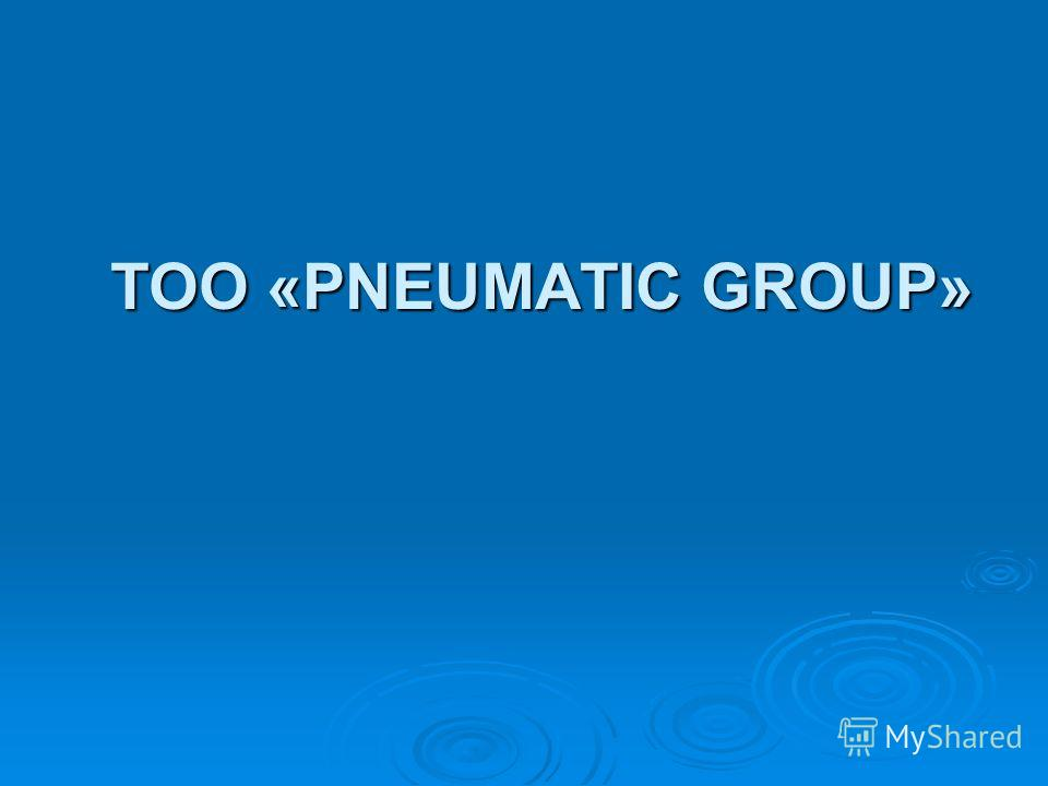 ТОО «PNEUMATIC GROUP»