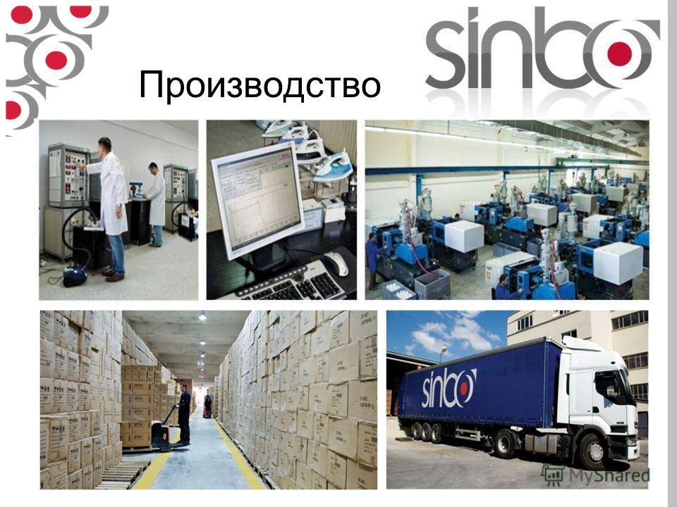 SHB 3038 Производство